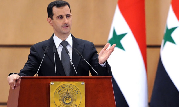 Assad warns Syria's Kurds that US will not protect them
