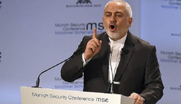 Iran's Zarif says Israel 'looking for war'