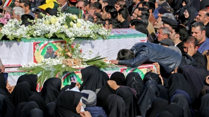 Iran summons Pakistan envoy over suicide bombing