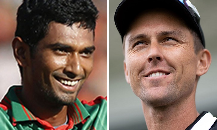 Boult, Mahmudullah fined for misconduct