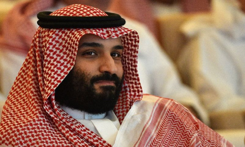 Saudi crown prince seeks contracts and allies on Asia tour