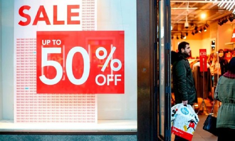 UK retail sales bounce back in January