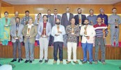 Fourth 'Bashundhara Cup Golf Tournament' ends