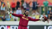 West Indies batsman Gayle to retire from ODIs after World Cup