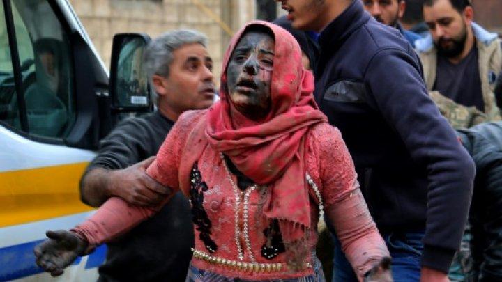 Regime shelling kills 18 civilians in northwest Syria: monitor
