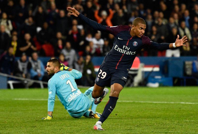 Mbappe scores superb goal as PSG wins 1-0 at Saint-Etienne