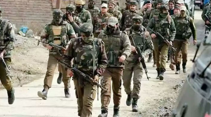 4 killed in overnight encounter in Jammu and Kashmir's Pulwama