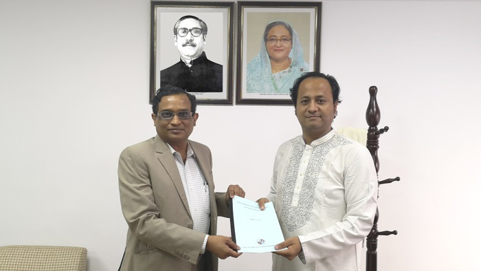 BDU VC Munaz calls on deputy Minister for Education