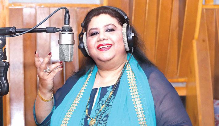 Runa Laila lends voice after a long hiatus