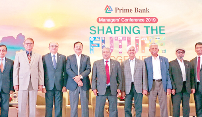 Prime Bank  holds managers' confce