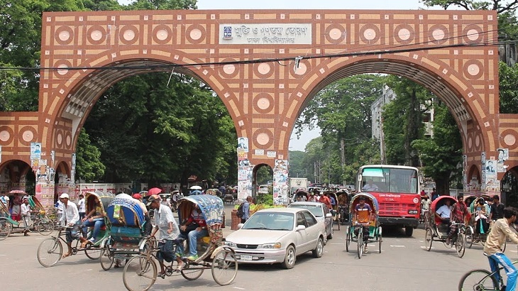 Dhaka University restricts entering campus without ID card