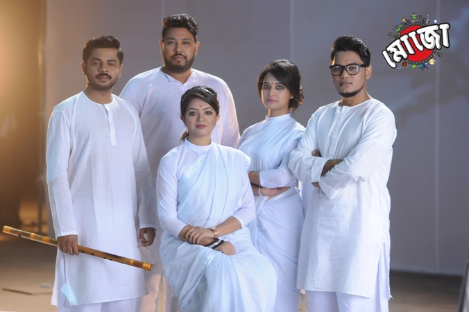 Mojo releases music video on language songs