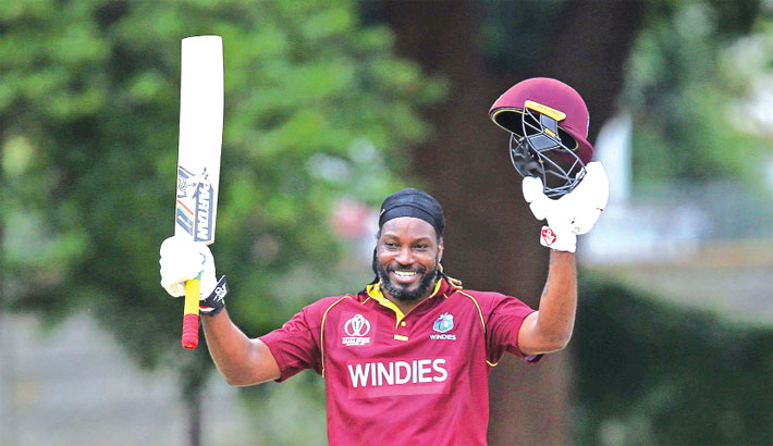 I'm still the Universe Boss, that will never change, says Gayle