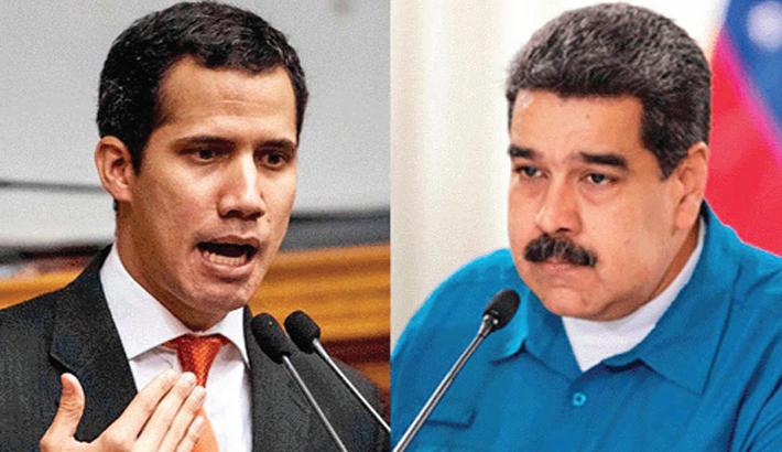 Venezuela aid  row escalates