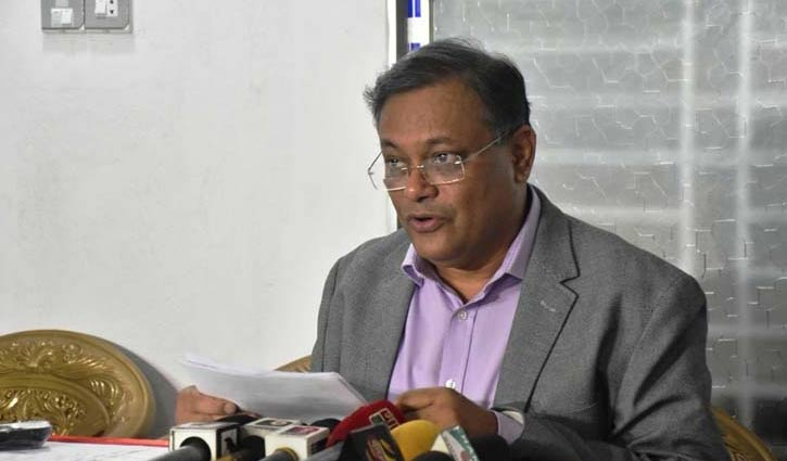 Bangladesh enjoying greater press freedom than other countries, says Hasan Mahmud