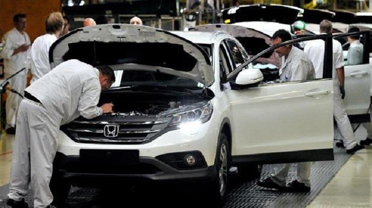 Honda announces plan to shut UK plant in 2021