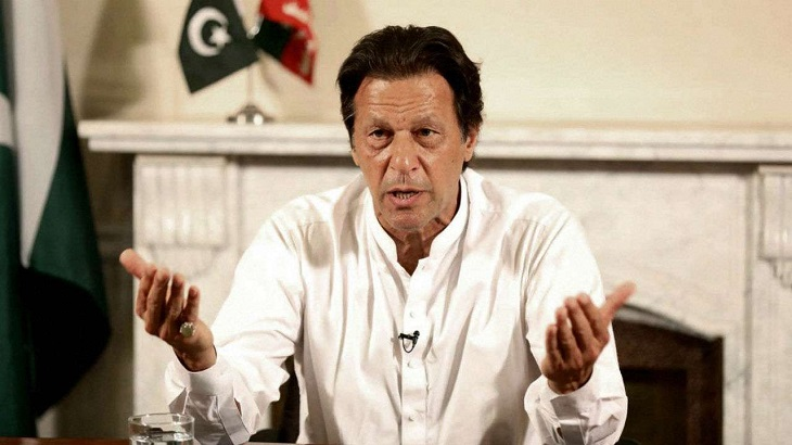 Pakistan 'ready to talk' with India on Kashmir, will retaliate if attacked, says PM Imran Khan