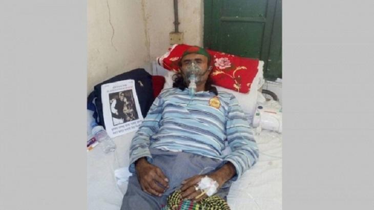 Folk singer Kuddus Boyati hospitalized