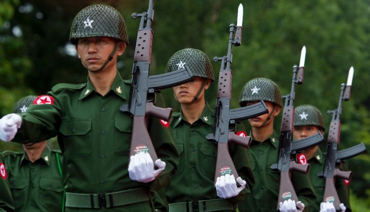 Myanmar picks panel to reform army-scripted constitution