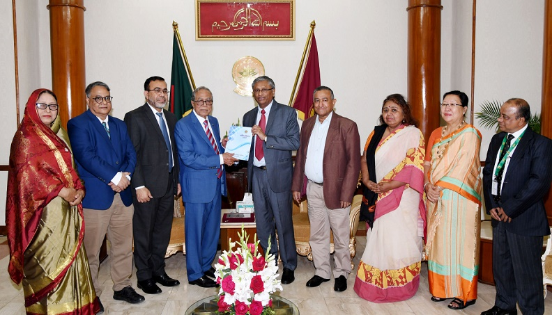 Take quick steps to resolve rights-related complaints: President to NHRC