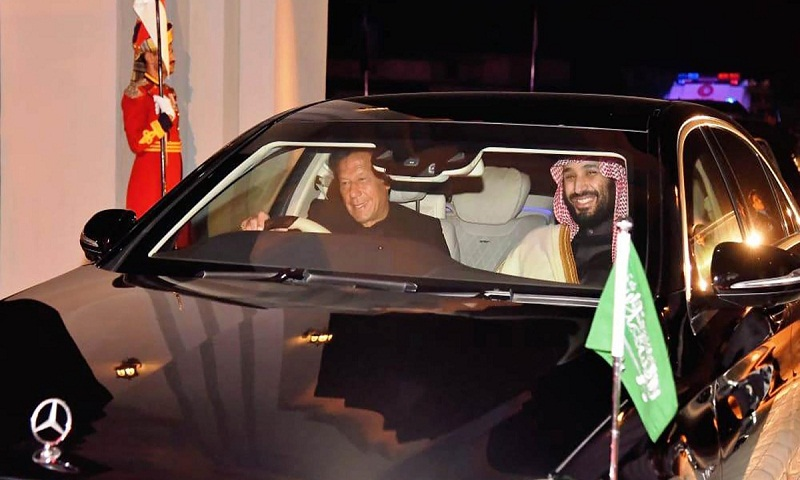 Pakistan will be very important in future: Saudi Crown Prince Salman