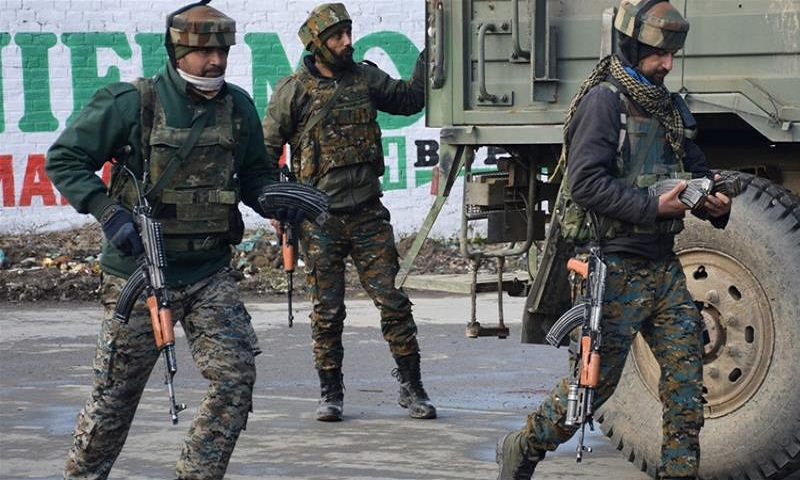 Pulwama attack: Nine killed in Kashmir gun battle
