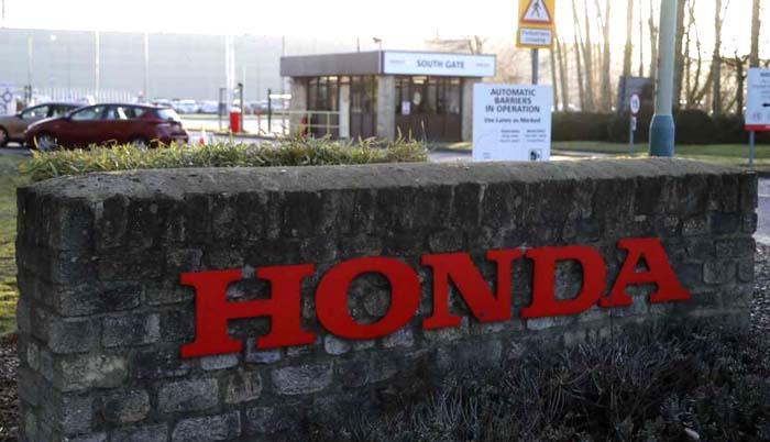 Japan's Honda to shut UK car plant as Brexit looms