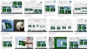 Google searches 'hijacked' to link Pakistan flag to toilet paper