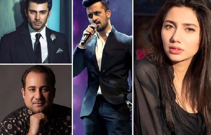 'Pakistani artists banned in Indian film industry'