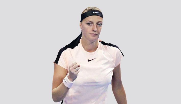 Petra Kvitova Through To Last Sixteen