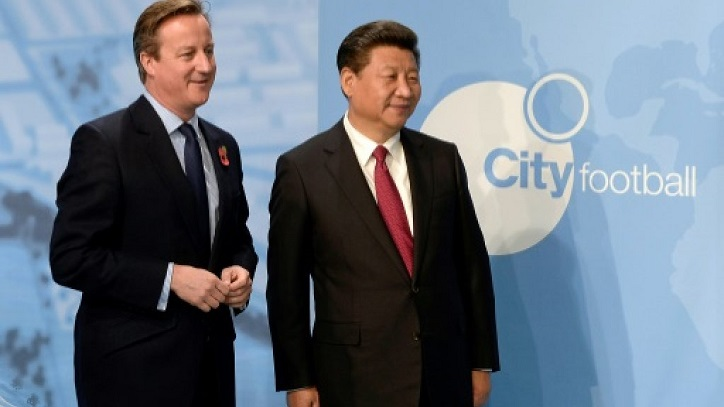 Man City owners team with robot-makers to buy Chinese club