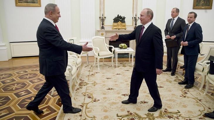 Netanyahu-Putin meeting in Russia postponed