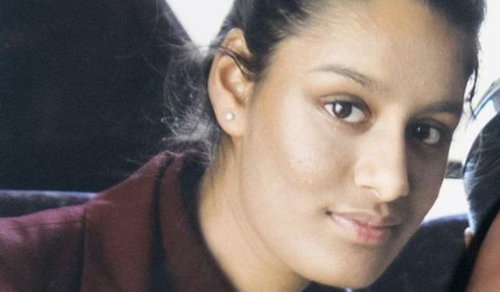 Shamima Begum: IS teenager says losing UK citizenship 'unjust'