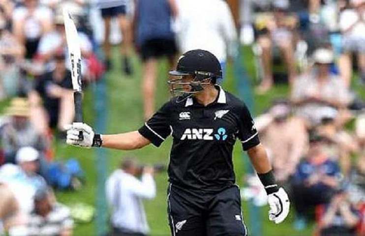 New Zealand 330 for six against Bangladesh