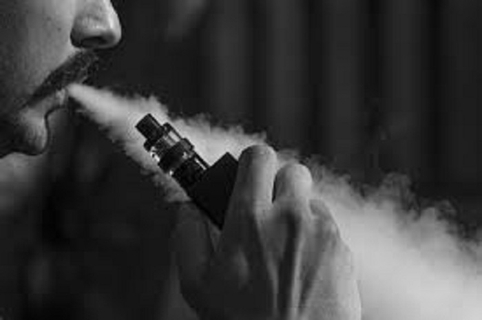 Vapers inhale lower levels of toxins than smokers