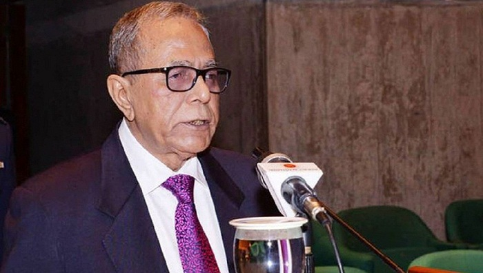 President urges all to stand beside Chawkbazar fire victims' families