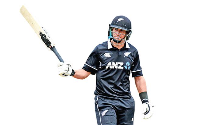 Taylor becomes NZ's leading ODI run scorer