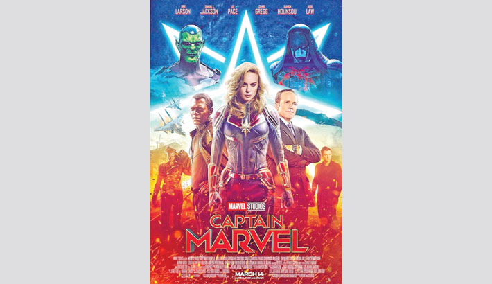 Captain Marvel appreciated in early reviews