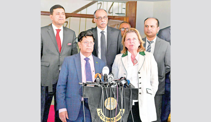 Bangladesh, Austria agree to work together, says Momen