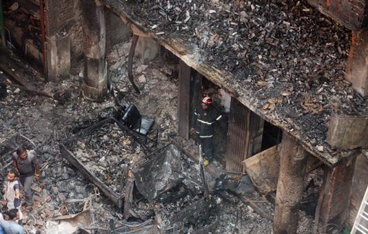 Chawkbazar fire virtually repeats 2010 Nimtali tragedy