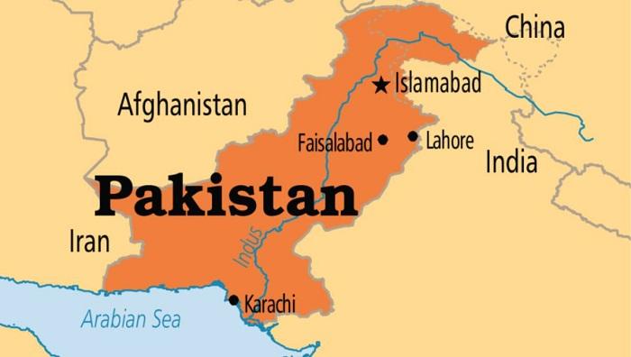 Pakistani officials say flash floods, rains killed 12 people