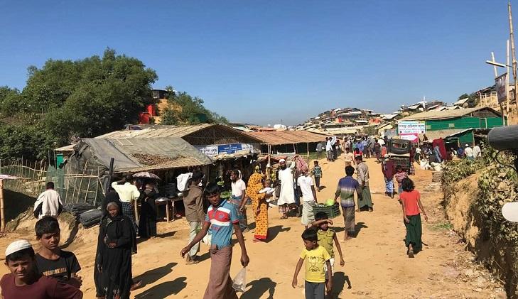 German film-maker beaten in Rohingya camp in Bangladesh