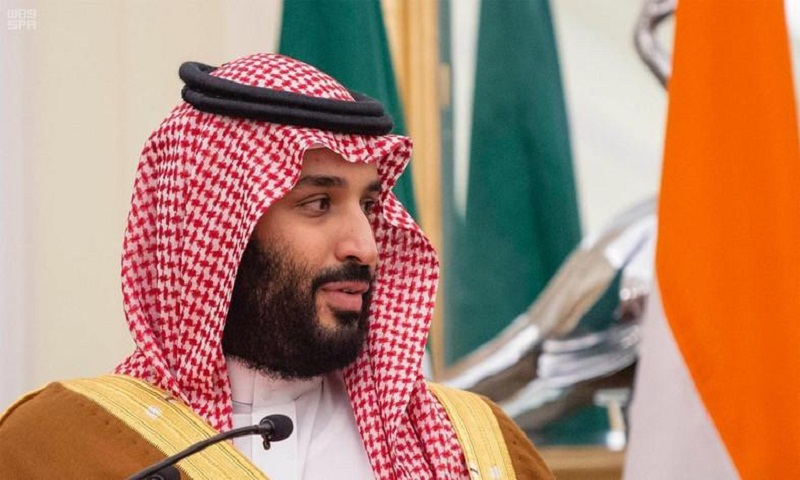 Saudi crown prince Salman in China on latest stop of Asian tour
