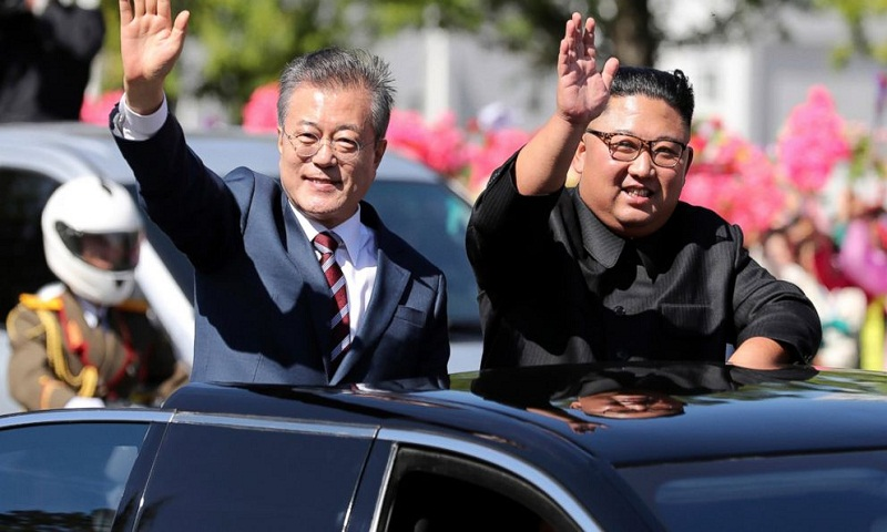 2nd Trump-Kim summit crucial moment for Moon's presidency