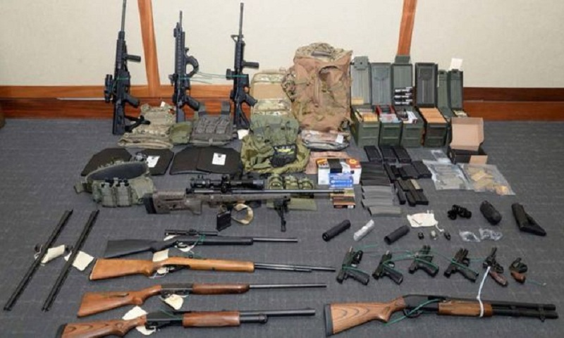 US Coast Guard officer Hasson 'planned terror attack'