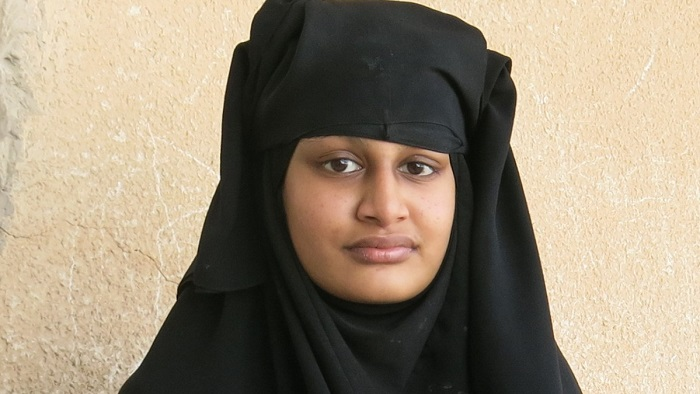 IS teenager Shamima won't be allowed to entre Bangladesh