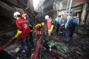 Chawkbazar fire: Rescue efforts end