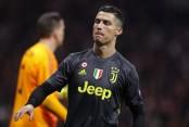 Ronaldo held scoreless in Madrid as Atletico beats Juventus
