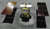 Japan spacecraft approaches to land on distant asteroid