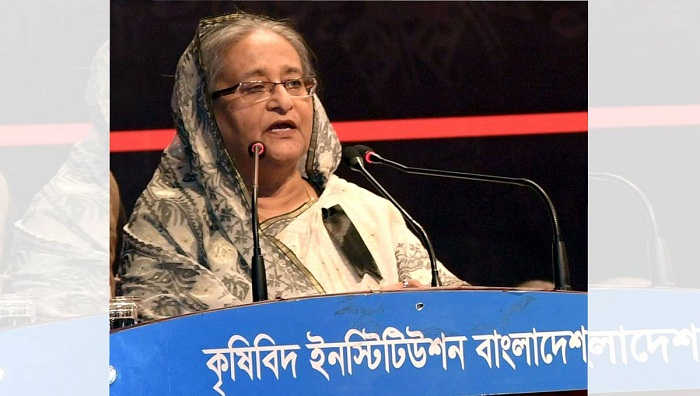 Awami League must repay people for their trust, says Hasina
